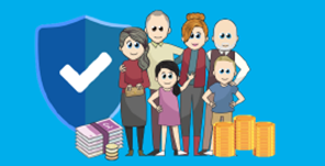 Fluent Protect Family Income Benefit